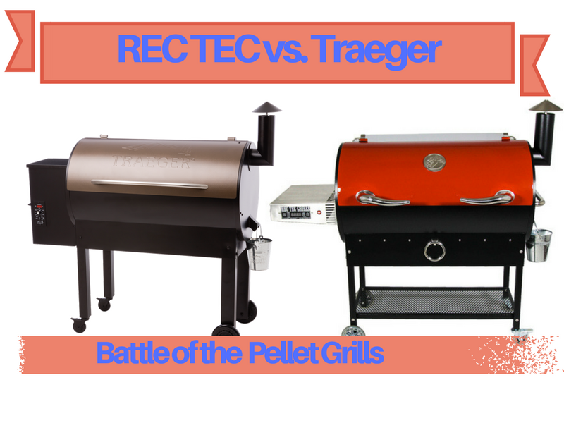 rec tec vs traeger the battle of the best pellet grills. Black Bedroom Furniture Sets. Home Design Ideas